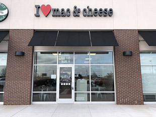 I Heart Mac & Cheese First Franchised Unit in Yukon, Oklahoma