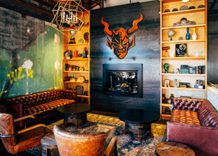 Stone Brewing Opens Bistro in 19th-Century Napa Warehouse