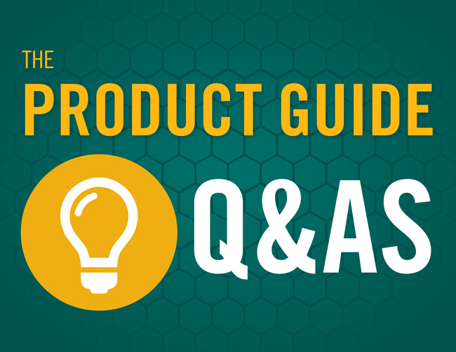 product guide qa intro